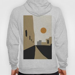 street-Abstract Hoody