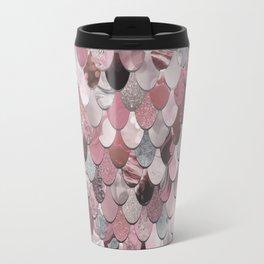 Mermaid Pink Travel Mug