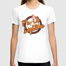 Pinup Lighters Logo Merchandise T-shirt