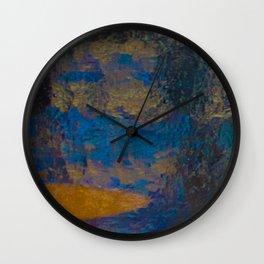 Isabella G Wall Clock