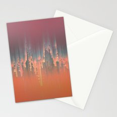Reversible Space II Stationery Cards