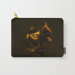 King Dark CatFish - The Heart Carry-All Pouch