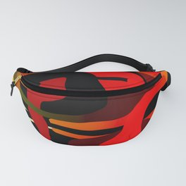 Chaotic Fanny Pack