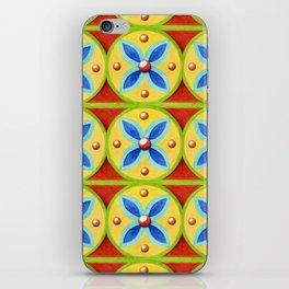 Heraldic Stripe iPhone Skin