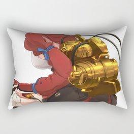 Kabaneri of the Iron Fortress Rectangular Pillow