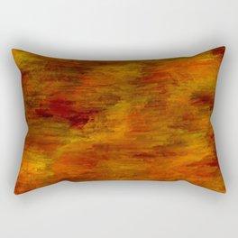 Autumn abstract texture Rectangular Pillow