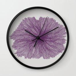 Jellyfish Flower A Wall Clock
