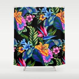 Jungle Vibe Shower Curtain