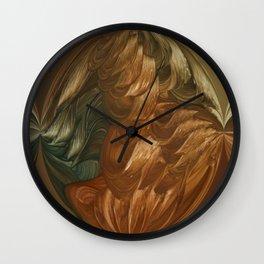 Clotho Wall Clock
