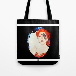Lady Stardust Tote Bag
