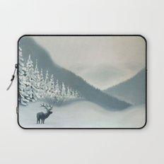 Colorado Snow Laptop Sleeve