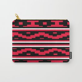 Etnico red version Carry-All Pouch