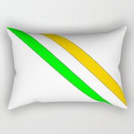 flag of ireland 6 -ireland,eire,airlann,irish,gaelic,eriu,celtic,dublin,belfast,joyce,beckett Rectangular Pillow