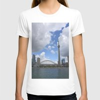 toronto T-shirts featuring Toronto by Rose&BumbleBee