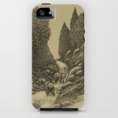 Bear Creek  iPhone (5, 5s) Tough Case