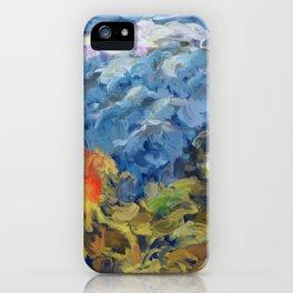 Landscape 2 Mountains iPhone Case