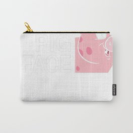 The-Pig-Face Carry-All Pouch