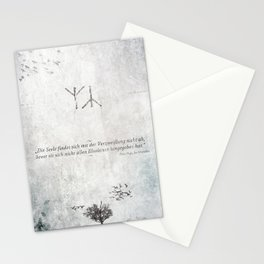 The Distress Stationery Cards