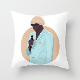 Igor Okonma Throw Pillow