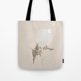 Lunar Thoughts Tote Bag