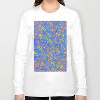 karen Long Sleeve T-shirts featuring Karen by Leah Moloney