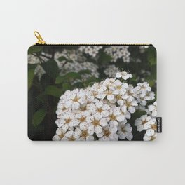 spiraea Carry-All Pouch