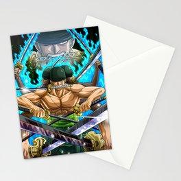Zoro - One piece Stationery Cards