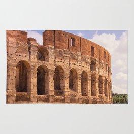 The Colosseum Rug