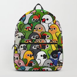 Too Many Birds!™ Bird Squad 2 Backpack