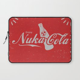 An Ice Cold Nuka Cola - Fallout Universe Laptop Sleeve