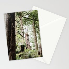 If a tree falls Stationery Cards