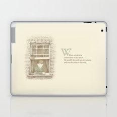 The Night Gardener - William Laptop & iPad Skin