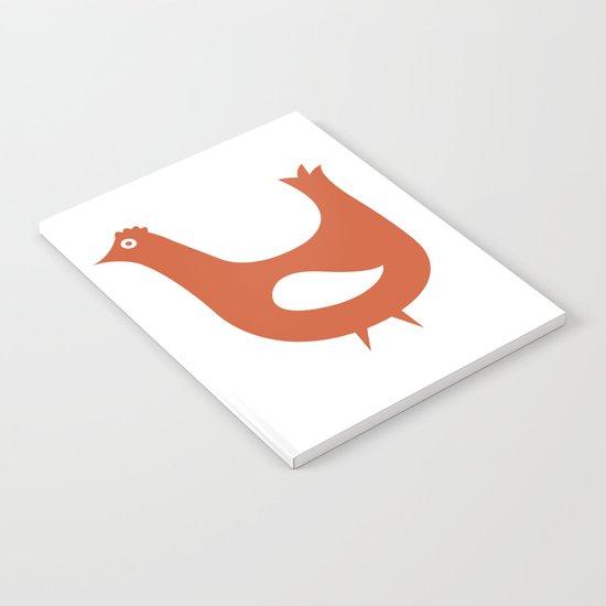 Mama Hen Notebook