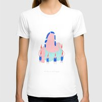 snow white T-shirts featuring snow white by mariana, a miserável(the miserable one)