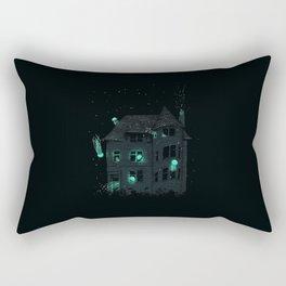 House of Jellyfish Rectangular Pillow