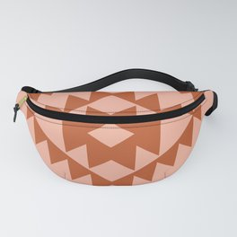 Zili in Peach Fanny Pack