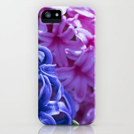 Spring Flowers Series 24 iPhone Case