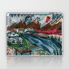 I'd Like To Stay / Someone's Disappearance 2 Laptop & iPad Skin