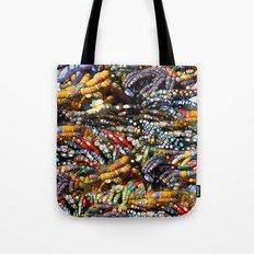 gems, beads, prayers Tote Bag