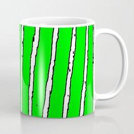 Green Seaweed Coffee Mug