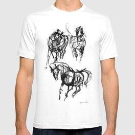 Horses (Trio) T-shirt