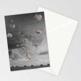 secret chaos Stationery Cards