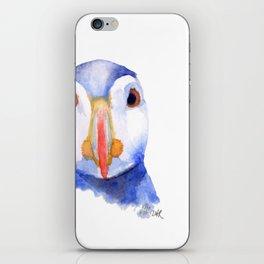 puffin iPhone Skin