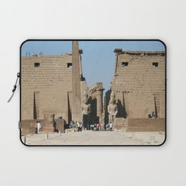 Temple of Luxor, no. 12 Laptop Sleeve