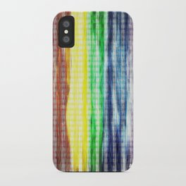 Pride Colours iPhone Case