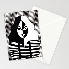 Phi Phi O'Hara Monocromatic Stationery Cards