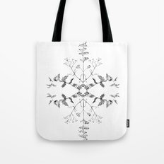 Flowers of Autumn Tote Bag