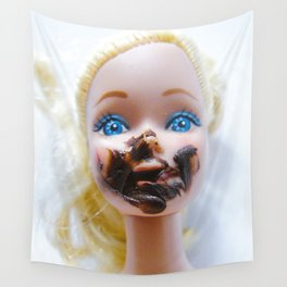 Chica chocoholica Wall Tapestry