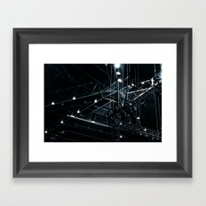 ray 01 Framed Art Print