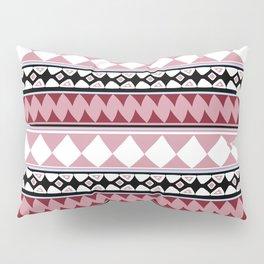 Bohemian Style R&W Pillow Sham